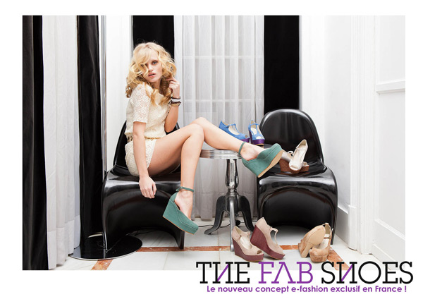 The Fab Shoes le nouveau concept e fashion