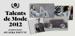Talents de Mode 2012