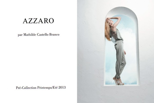 Collection Azzaro by Cyril Lagel & Mathilde Castello Branco