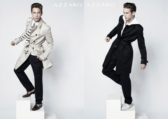 Collection Azzaro Homme 2013 by Cyril Lagel