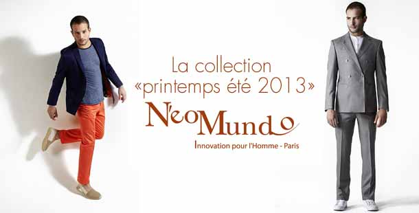 Collection SS 2013 NéoMundo sublimée par Alex Fadel