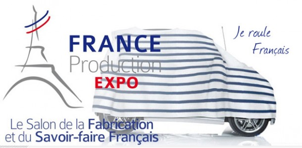 France production le Salon de la fabrication…