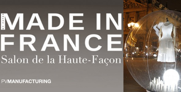 Salon de la haute-façon Made in France… 100 % Cocorico continue !