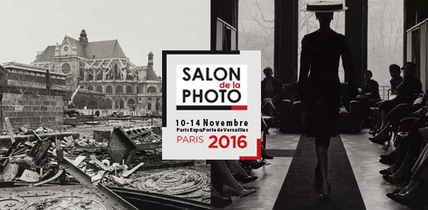 Entrée gratuite pour le SALON DE LA PHOTO 2016