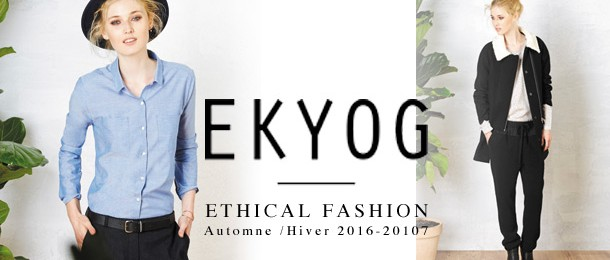 ETHICAL FASHION BY EKYO